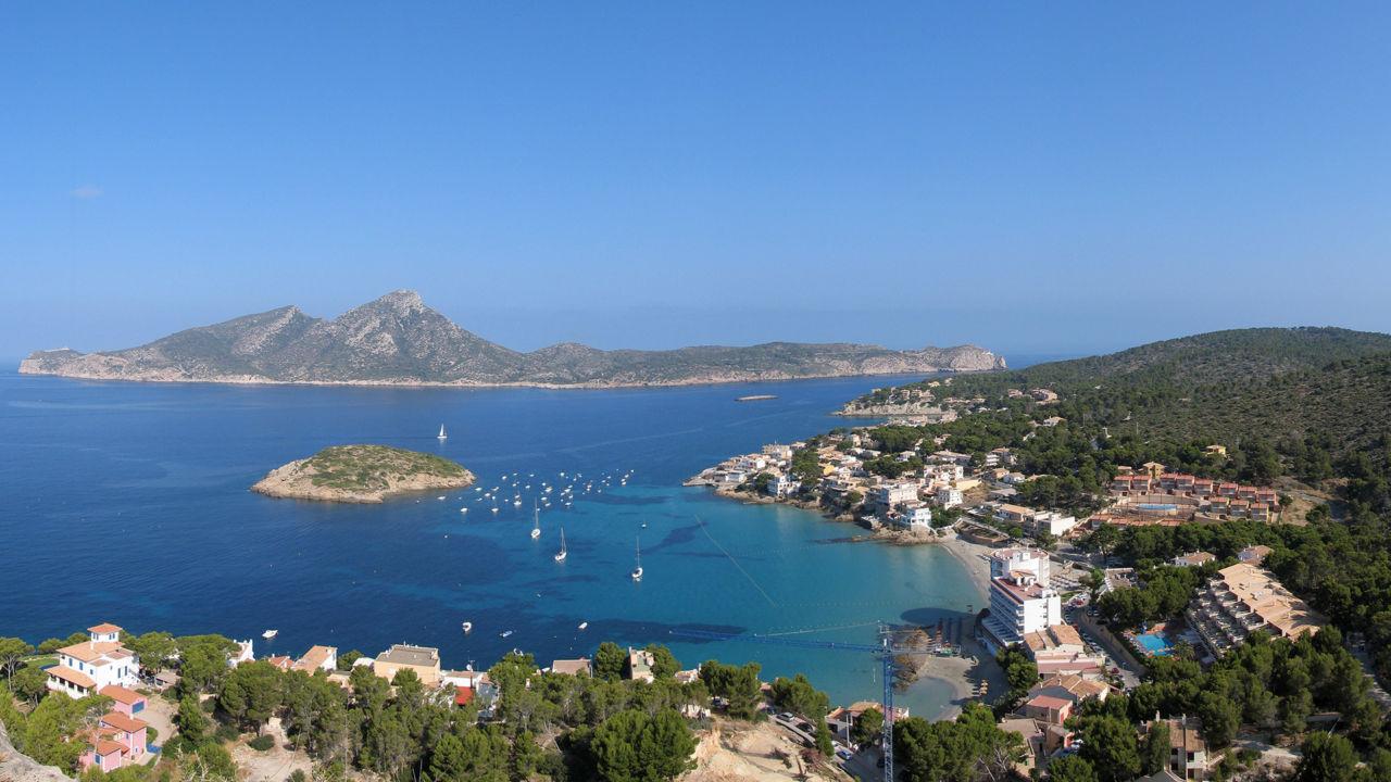 Fastigheter till slu i sydvästra Mallorca