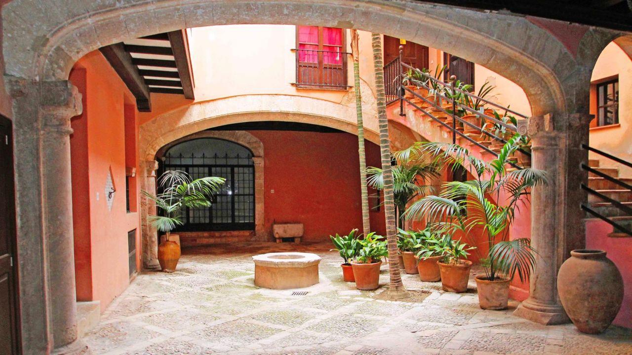 Casco Antiguo Palma Mallorca - overview