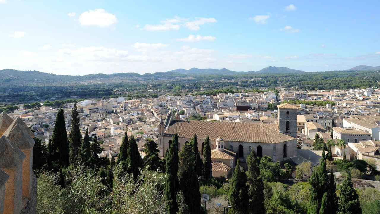 Arta Mallorca - overview