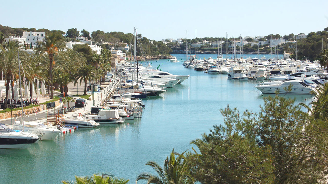 Cala d'or Mallorca - overview