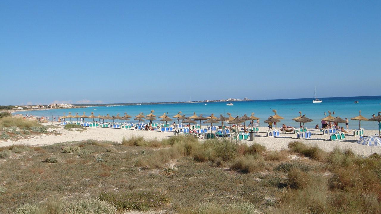 Campos Mallorca - overview