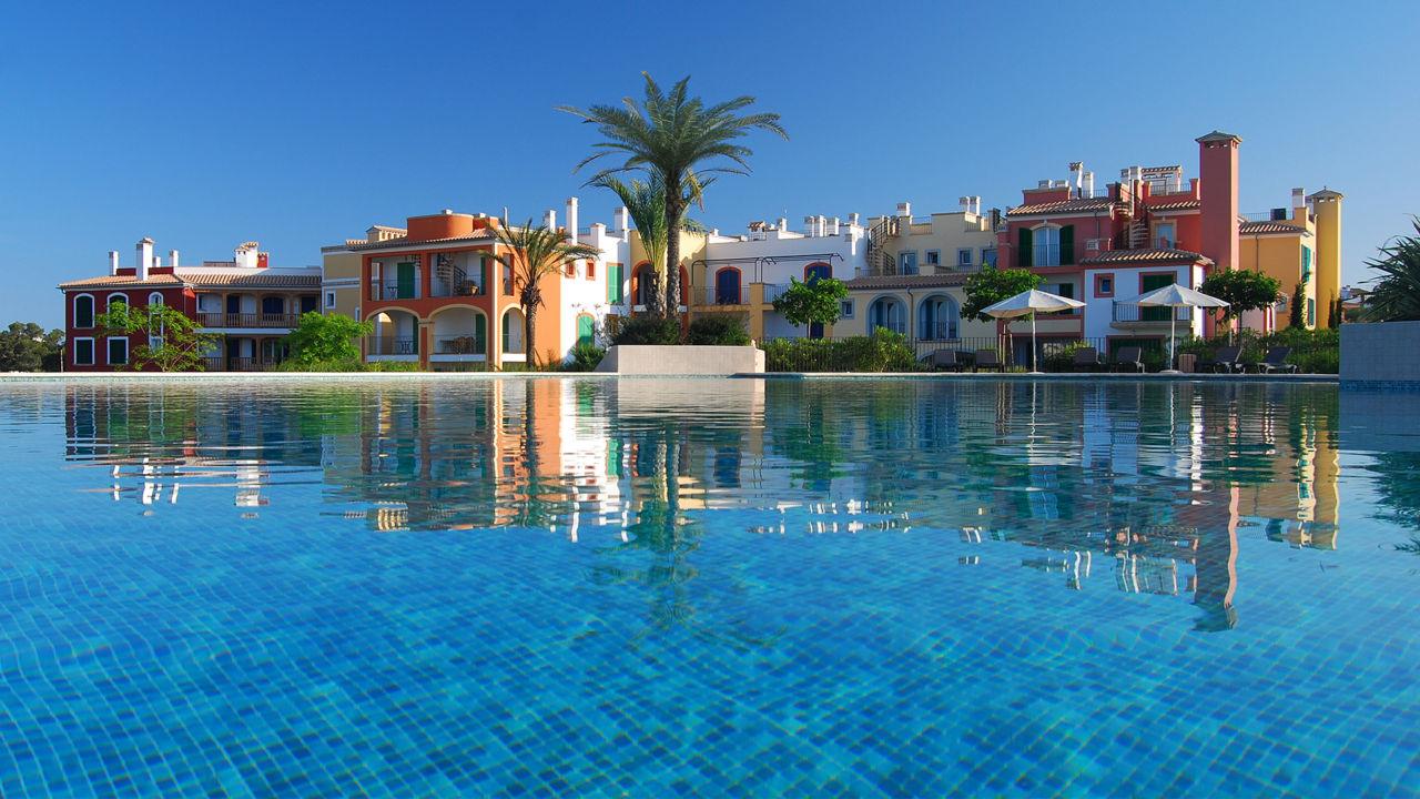 Porto Colom Mallorca - overview
