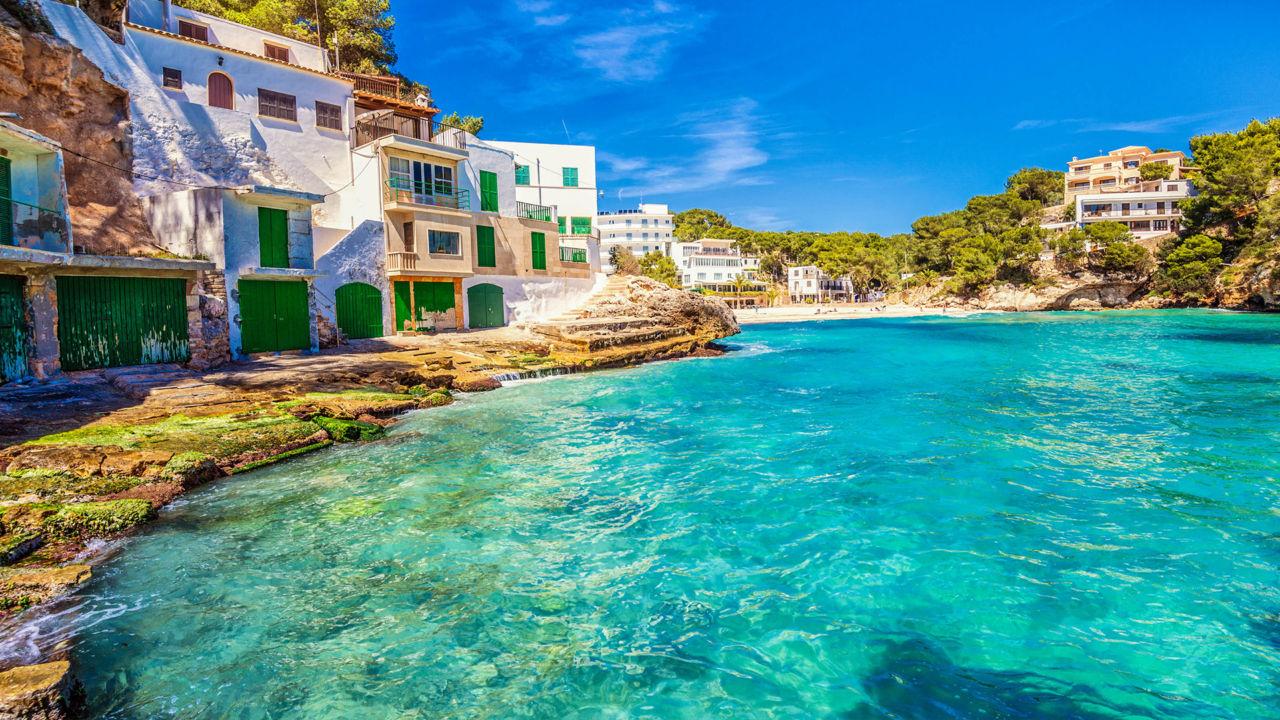 Santanyi Mallorca - overview